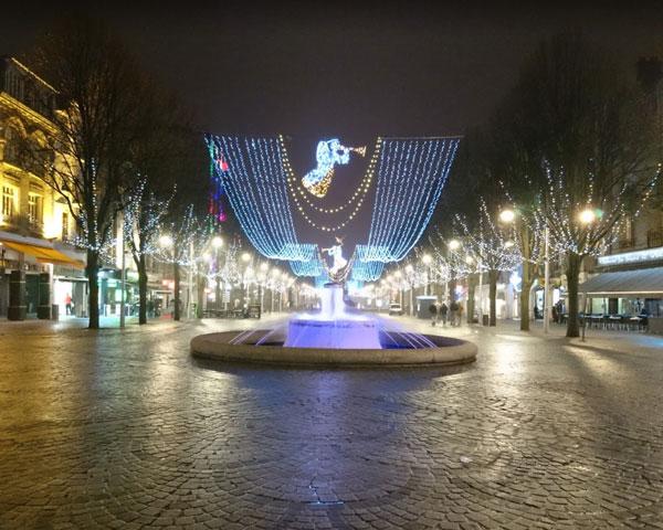 Façade Demoiselle Vranken à Reims